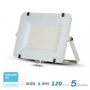 Projektor LED V-TAC 300W SAMSUNG CHIP SLIM Biały 120lm/W VT-306 6400K 36000lm 5 Lat Gwarancji