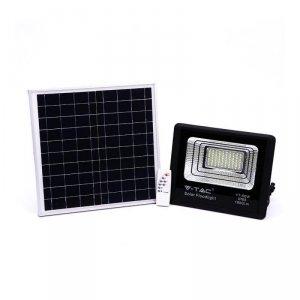 Projektor LED Solarny V-TAC 20W IP65 VT-60W 4000K 1650lm