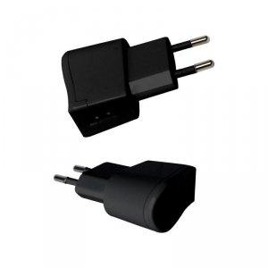 Ładowarka USB 2A 10W V-TAC Czarna VT-1024