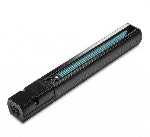 Szyna Szynoprzewód Track Light 1 Metr Czarny 3 Fazowy (w komplecie złącze zasilające i zaślepka) V-TAC