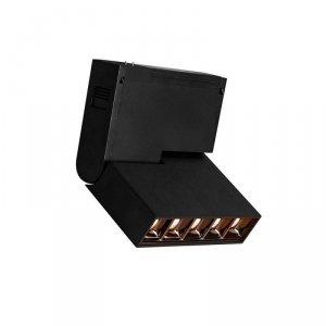 Oprawa Szynosystemu Magnetycznego V-TAC 10W 24V LED Czarna CRI90+ UGR19 VT-4210 4000K 700lm 3 Lata Gwarancji