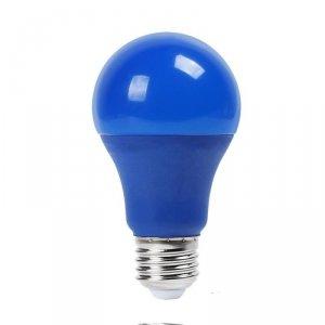 Żarówka LED V-TAC 9W E27 Kolorowa VT-2000 Niebieski 270lm