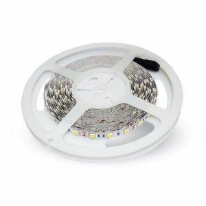 Taśma LED V-TAC SMD5050 300LED 24V IP20 9W/m 9W/m VT-5050 3000K 1000lm