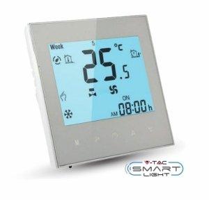 Termostat V-TAC WIFI Smart Alexa & Google Home VT-5888