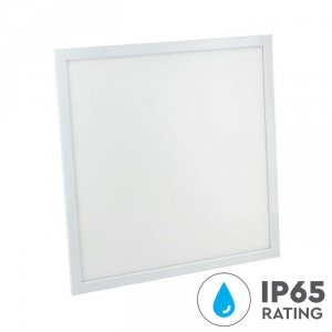 Panel LED V-TAC 600x600 40W 110lm/W Hermetyczny IP65 VT-6140 4000K 4400lm 3 Lata Gwarancji