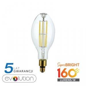 Żarówka LED V-TAC 24W E27 ED120 EVOLUTION 160lm/W A++ VT-2324 4000K 4000lm