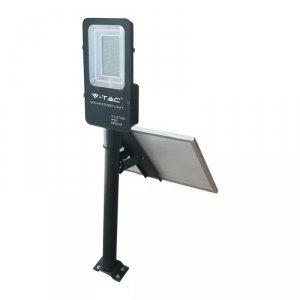 Oprawa Uliczna Solarna V-TAC 50W LED IP65 VT-ST200 6000K 4000lm