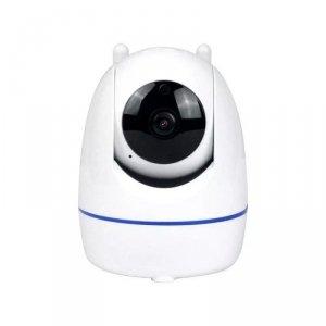 Kamera Wewnętrzna WiFi IP 3MP 2WAudio Śledzenie obiektów MicroSD V-TAC VT-5156