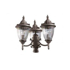 POTRÓJNA GŁOWA LAMPY LED GALATEA