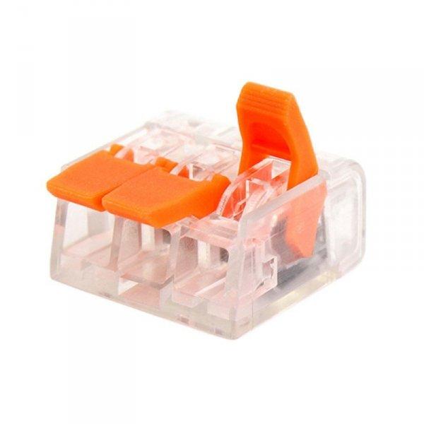 Złączka Instalacyjna 3x4mm 0.08-2.5(4.0)mm PC 32A V-TAC