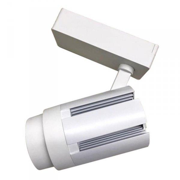 Oprawa Track Light LED V-TAC 35W 15st Biały 3450lm VT-4735 6400K 2800lm 5 Lat Gwarancji
