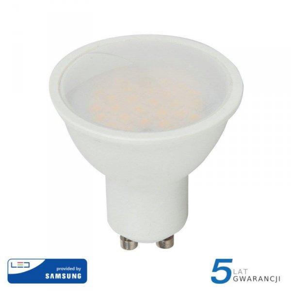 Żarówka LED V-TAC SAMSUNG CHIP 5W GU10 110st VT-205 3000K 400lm 5 Lat Gwarancji