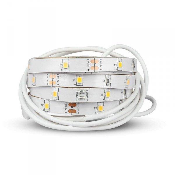 Nocne Oświetlenie LED V-TAC Czujnik Ruchu Podwójne Łóżko VT-8068 3000K 260lm 3 Lata Gwarancji