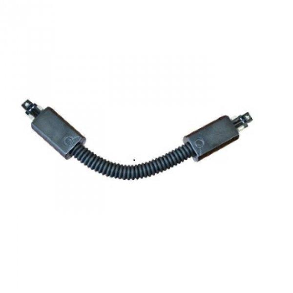 Elastyczny Łącznik Szynoprzewodów Track Light 3 fazowy Czarny V-TAC