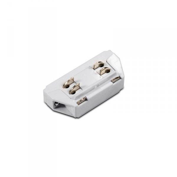 Łącznik Szynoprzewodu V-TAC Ukryty Track Light 3 fazowy Biały