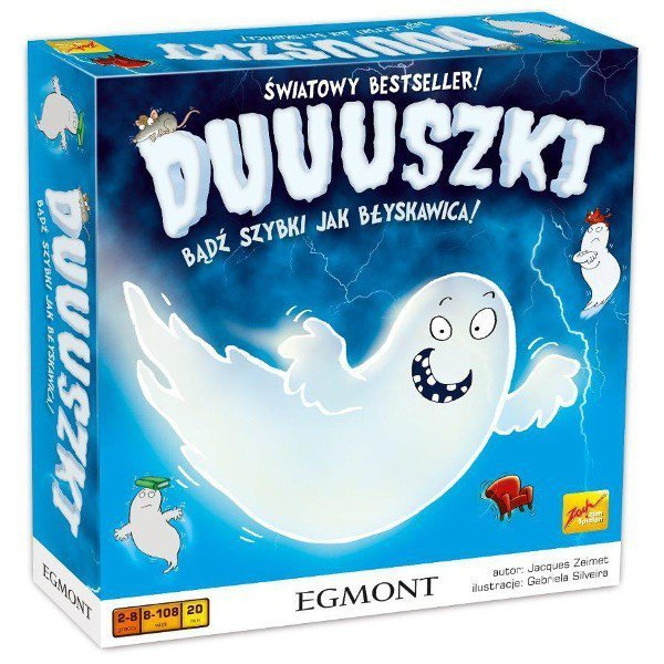 Gra Duuuszki