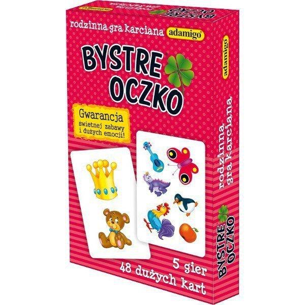 Gra Karty Bystre Oczko