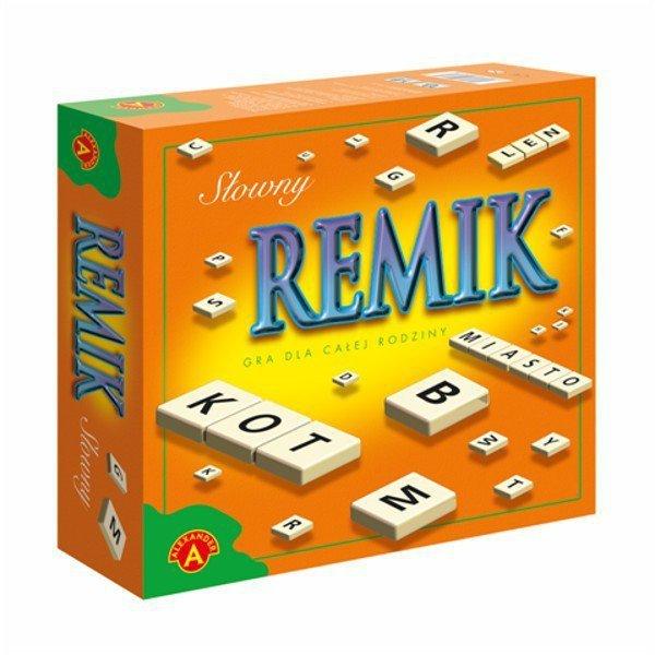 Gra Remik Słowny De Luxe