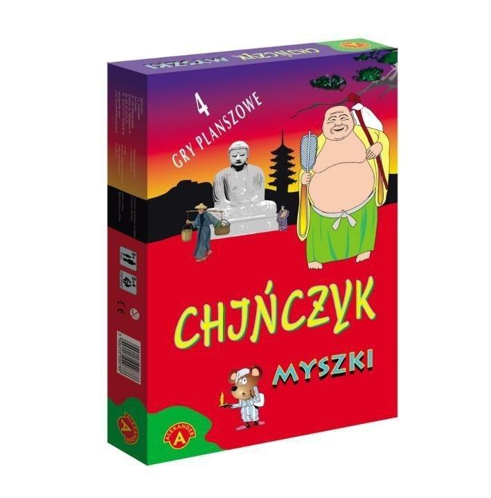 Gra Chińczyk - Myszki