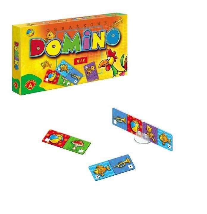 Gra Domino Mix