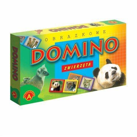 Gra Domino Zwierzęta
