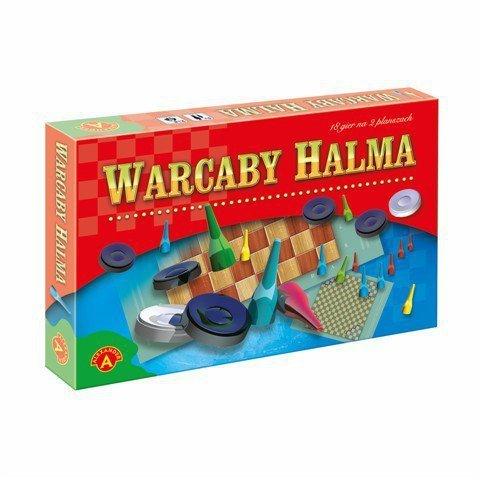 Gra Halma - Warcaby