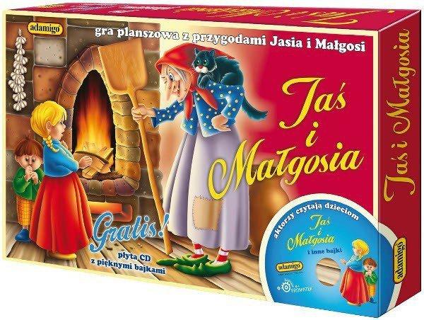 Gra Jaś i Małgosia