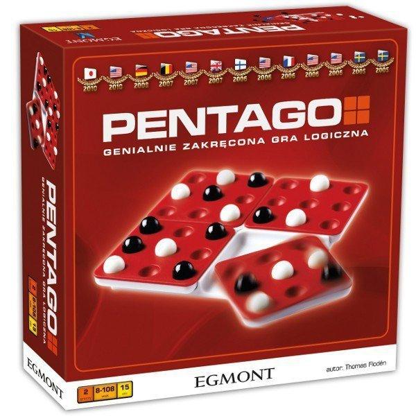 Gra Pentago