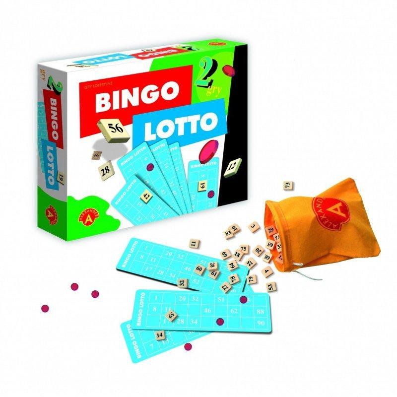 2w1 Bingo Lotto
