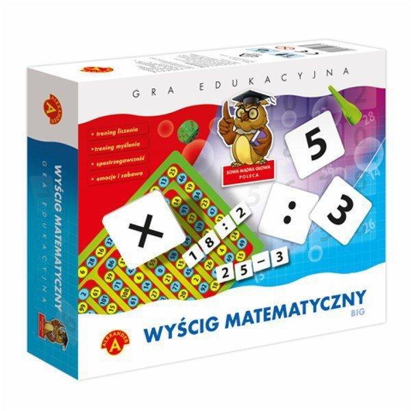 Gra Wyścig Matematyczny BIG