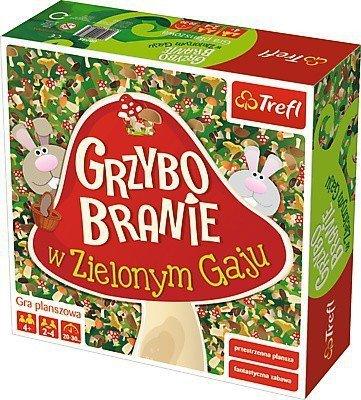 Gra Grzybobranie w Zielonym Gaju