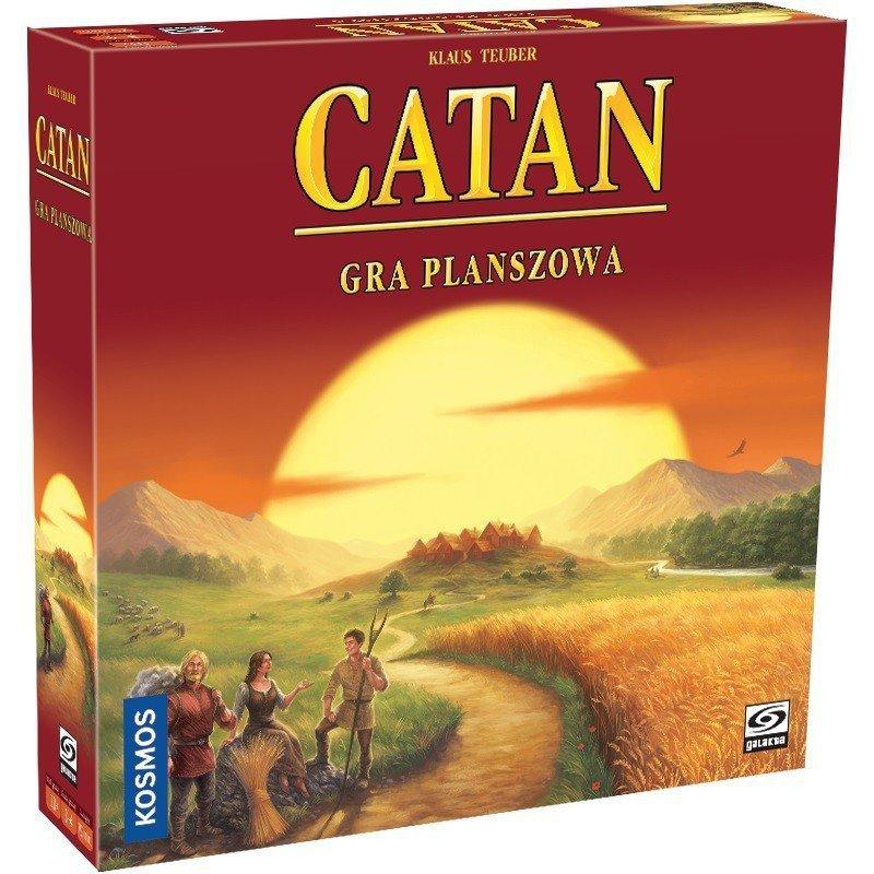 Gra Catan