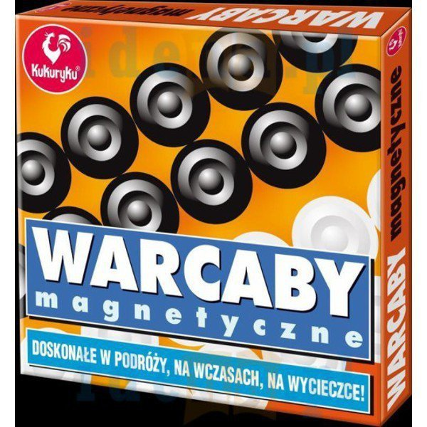 Gra Warcaby Magnetyczne