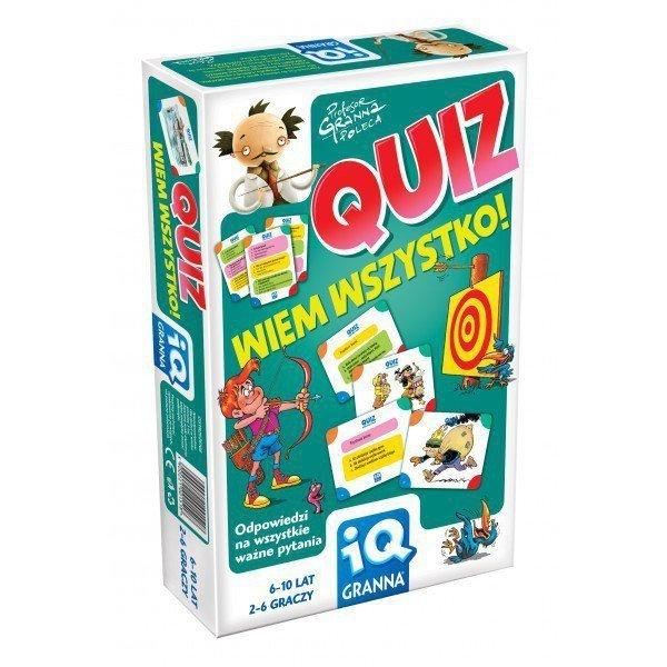 IQ Gra Quiz Wiem Wszystko !