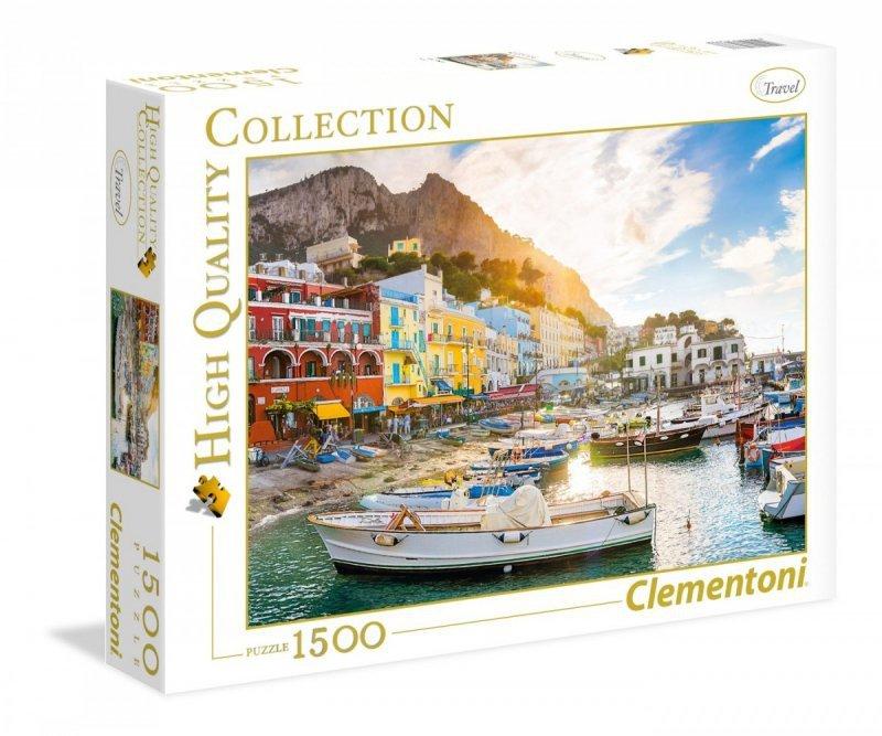 1500 Elementów Capri