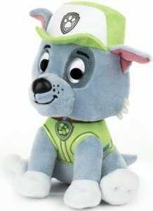 Maskotka TY Beanie Babies Psi Patrol, Rocky 24 cm