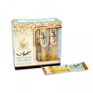 Cukier irański szafranowy Nabat Luxury Saffron, 15szt