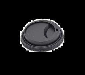 Pokrywka wieczko PS do kubka czarne średnica 90mm, 100szt