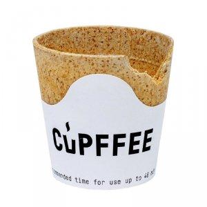 Jadalna filiżanka waflowa Cupffee 220ml, 12szt