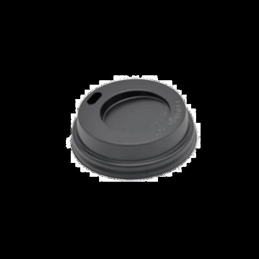 Pokrywka wieczko PS do kubka czarne średnica 62mm, 100szt