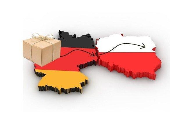 Wysyłka Paczki na mój Niemiecki adres na Państwa koszt  ( przeważnie na terenie Niemiec - darmowa ) Po dostarczeniu paczki ja wysyłam na Państwa Polski adres