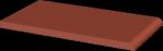 Paradyż Natural Rosa Parapet 13,5x24,5