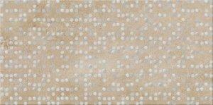 Cersanit Normandie Beige Inserto Dots 29,7x59,8