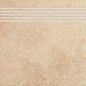 Ceramika Końskie Leo Beige Stopnica 33,3x33,3