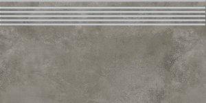 Opoczno Quenos Grey Steptread 29,8x59,8