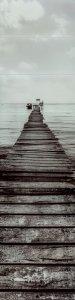 Tubądzin Blinds Obraz Szklany 8 - elementowy 8x 59,8x29,8