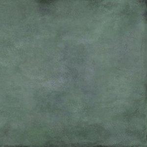 Tubądzin Patina Plate Green MAT 119,8x119,8