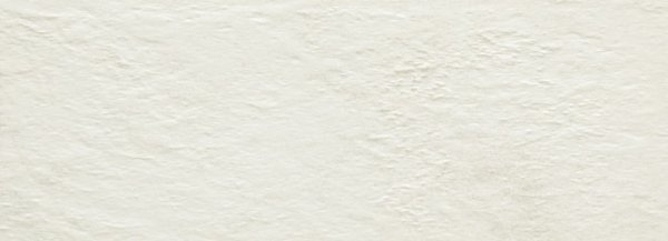 Tubądzin Organic Matt White STR 16,3x44,8