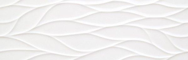 Saloni Fluctus Blanco 30X90