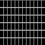 Paradyż Altea Nero Mozaika 30x30 kostka 2,3x4,8